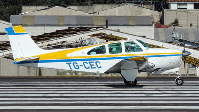 TG-CEC - Beechcraft Debonair 35-C33 - Private