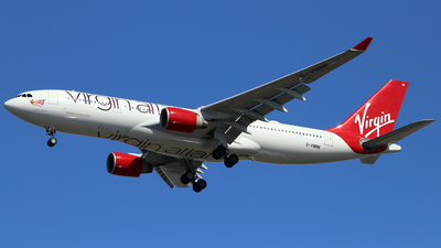 G-VMNK - Airbus A330-223 - Virgin Atlantic Airways
