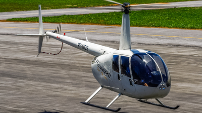 PP-MDS - Robinson R44 Raven II - Private