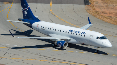 VH-ANV - Embraer 170-100LR - Air North