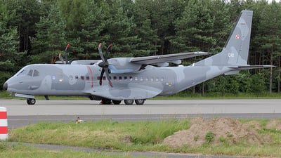 012 - CASA C-295M - Poland - Air Force