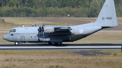 G-988 - Lockheed C-130H Hercules - Netherlands - Royal Air Force