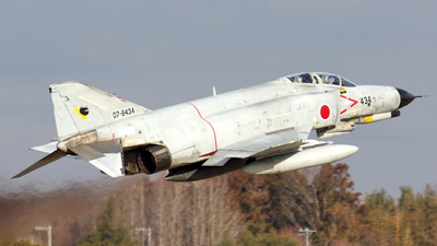 07-8434 - McDonnell Douglas F-4EJ Kai - Japan - Air Self Defence Force (JASDF)