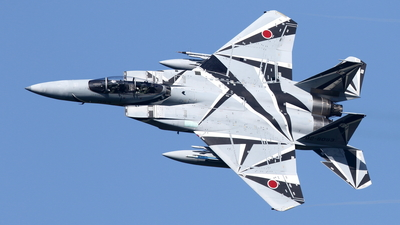 82-8093 - McDonnell Douglas F-15DJ Eagle - Japan - Air Self Defence Force (JASDF)