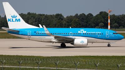 PH-BGQ - Boeing 737-7K2 - KLM Royal Dutch Airlines