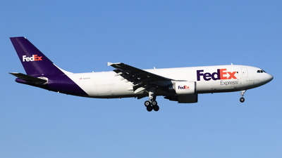 A picture of N691FE - Airbus A300F4605R - FedEx - © NRT Spotter