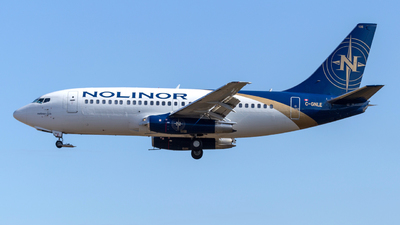 C-GNLE - Boeing 737-248C(Adv) - Nolinor Aviation