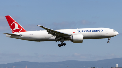 A picture of TCLJR - Boeing 777F - Turkish Airlines - © Markus Schwab