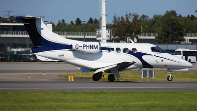 G-PHNM - Embraer 500 Phenom 100 - Private