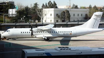 EC-KVI - ATR 72-212A(500) - Swiftair