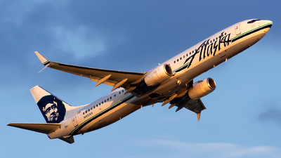N413AS - Boeing 737-990ER - Alaska Airlines