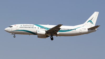 A picture of TCTLE - Boeing 7374Q8 - Tailwind Airlines - © Bora Polater