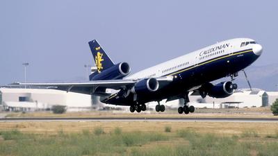 G-GOKT - McDonnell Douglas DC-10-30 - Caledonian Airways