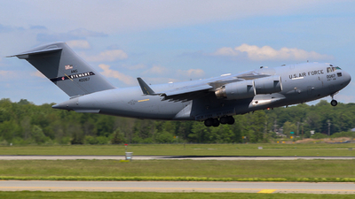 94-0067 - McDonnell Douglas C-17A Globemaster III - United States - US Air Force (USAF)