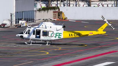 XA-EHB - Bell 412EP - Heliservicio