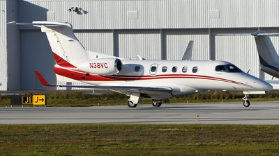 N38VC - Embraer 505 Phenom 300 - Private