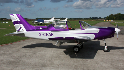 G-CEAR - Alpi Pioneer 300 - Private