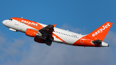 A picture of GEZBC - Airbus A319111 - easyJet - © Jonathan Mifsud