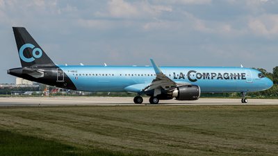 F-HBUZ - Airbus A321-251NX - La Compagnie