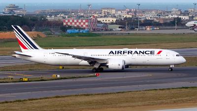 F-HRBI - Boeing 787-9 Dreamliner - Air France
