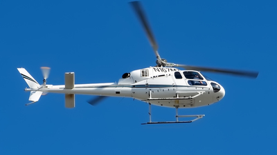 N167MT - Eurocopter AS 355N Ecureuil 2 - Analar Corporation