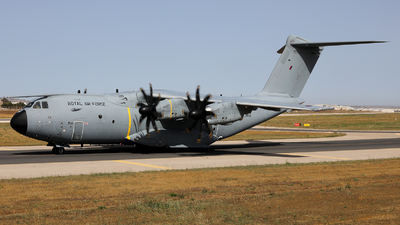 A picture of ZM411 - Airbus A400M -  - © Brendon Attard
