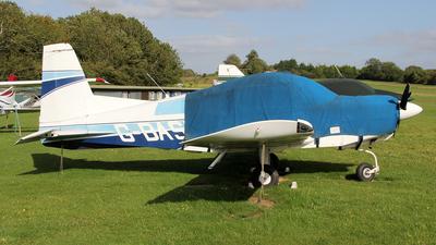 G-BASH - Grumman American AA-5 Traveler - Private