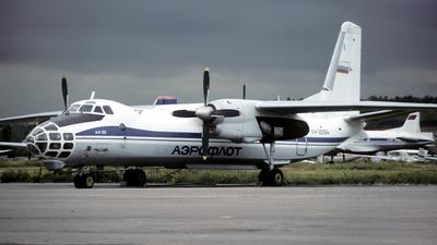 RA-30064 - Antonov An-30 - Aeroflot