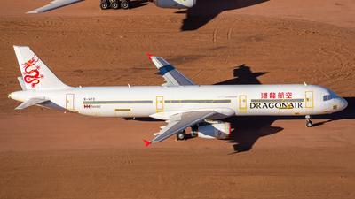 B-HTE - Airbus A321-231 - Dragonair