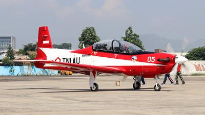 LL-0105 - Korean Aerospace Industries KT-1B - Indonesia - Air Force
