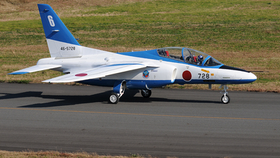 46-5728 - Kawasaki T-4 - Japan - Air Self Defence Force (JASDF)