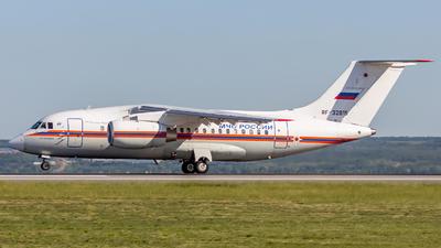 A picture of RF32815 - Antonov An148100E - [27015042015] - © Victor Polyakov