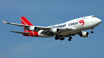PH-MPP - Boeing 747-412(BCF) - Martinair Cargo