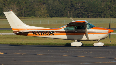 A picture of N4785N - Cessna 182Q Skylane - [18267368] - © Orlando Suarez