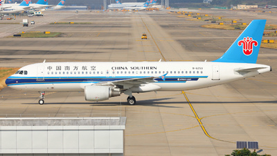 B-6253 - Airbus A320-214 - China Southern Airlines