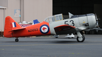 NZ1053 - North American AT-6 Harvard IIA - Harvard 53 Syndicate