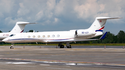 OE-LCY - Gulfstream G550 - Private