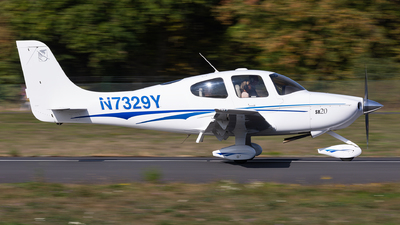 N7329Y - Cirrus SR20 - Private