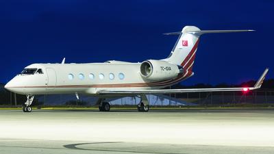 TC-GVA - Gulfstream G-IV - ACM Aviation