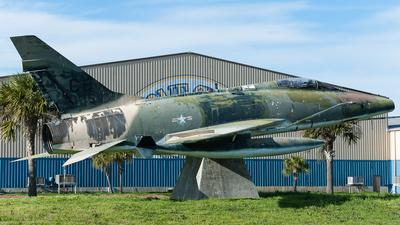 56-3154 - North American F-100D Super Sabre - United States - US Air Force (USAF)