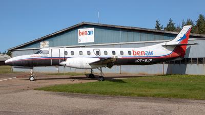 OY-BJP - Fairchild SA227-AC Metro III - BenAir