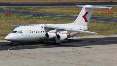 D-AMGL - British Aerospace BAe 146-200 - easyJet (WDL Aviation)