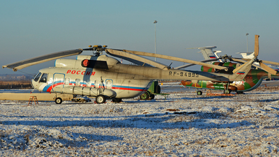 RF-94995 - Mil Mi-8PS Hip - Russia - Ministry of Interior