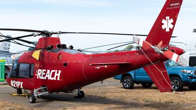 N21RX - Agusta A109 Power - Reach Air Medical Services