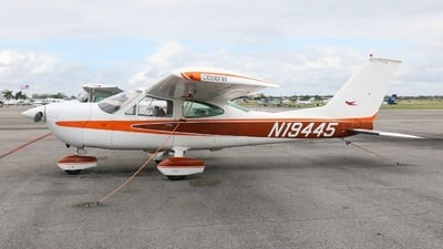 N19445 - Cessna 177B Cardinal - Private
