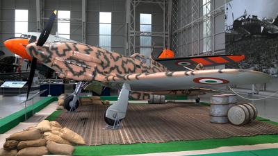 MM9546 - Macchi MC-205V  Veltro - Italy - Air Force