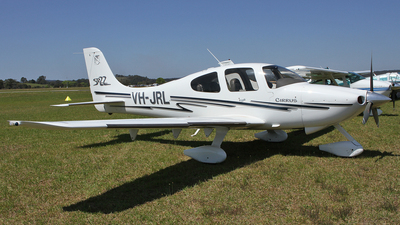 VH-JRL - Cirrus SR22 - Private