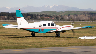 ZK-BJM - Piper PA-34-220T Seneca IV - Ridge Air