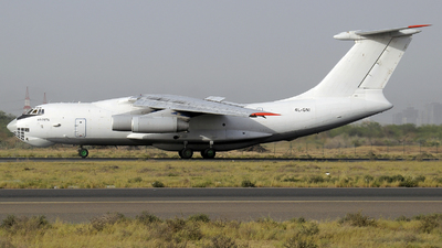 4L-GNI - Ilyushin IL-76TD - Sakaviaservice
