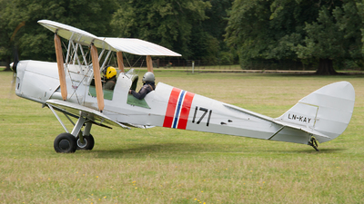 LN-KAY - De Havilland DH-82A Tiger Moth - Private